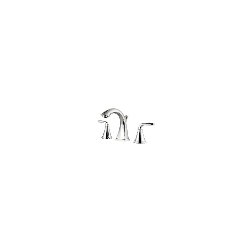 Price Pfister PF049PDCC Pasadena 8 Widespread Bathroom Faucet   Chrome