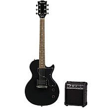Gibson Maestro Single Cutaway Electric Guitar Package Includes Amplifier,strap, Picks,cord, Lesson Dvd, and Extra Strings.