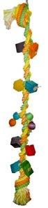 Cheap Super Bird Creations Large Rope Braid Bird Toy (B00061UX1E)