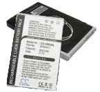Battery for Sharp 703SHf 804SH 903 903SH 905SH SH901IC SX313 SX833 3.7V 900mAh