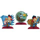 Jake and the Neverland Pirates Centerpieces - 1
