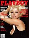 PAM ANDERSON 11/94 NOVEMBER 1994 Playboy Magazine