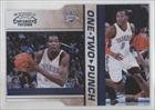 Kevin Durant/Russell Westbrook #45/99 Oklahoma City Thunder (Basketball Card) 2010-11 Playoff Contenders Patches One-Two Punch Die Cuts Gold #7 Amazon.com