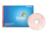 Windows XP Professionnel SP2 OEM français 1 poste