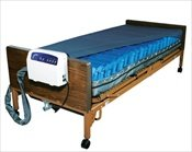 "Hot Sale Drive Med-Aire Alternating Pressure Mattress Replacement System with Low Air Loss 36"" x 80"" x 8"""