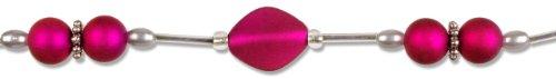 cousin-jewelry-basics-29-inch-737cm-3-strand-pink-acrylic-bead-strands