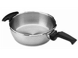 Fissler Blue-Point Pressure Induction Fry Pan 21 67326 000 (Fissler Pressure Skillet compare prices)