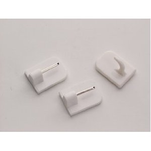 Adhesive Hooks For Curtain Rods Adhesive Hooks for Heavy Mirrors