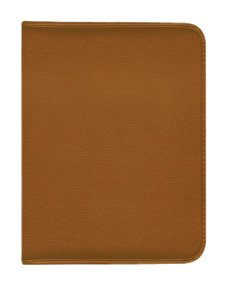 Hip Street Leather Executive Case for iPad 2 (HS-IPADCASE-E1TAN)