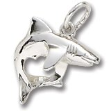 Shark Charm by Rembrandt Charms