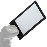 HonlPhoto Speed Gobo Flag/Barndoor/Bounce Card for Shoe Mount Flashes (1 Card)