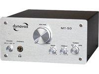 Dynavox MT-50 Mini amplificateur 50 W Argent (Import Allemagne)