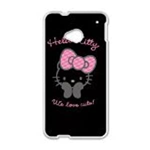 Malcolm Hello kitty Phone Case for HTC One M7 case