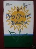 Signed by Dennis Ryan Brand New Autographed Playbill from Fit to Print: Remotely Controlled from the 1999 season at the Bay Street Theater