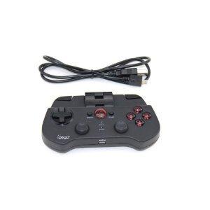 IPEGA Bluetoothゲームパッド(ホワイト) Wireless ゲームコントローラー iPhone Android スマホ/タブレット端末対応
