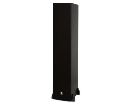 Boston Acoustics Classic Ii Cs260 Floor Standing Speaker, Black Walnut