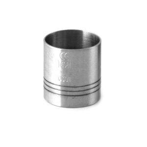 25ml Stainless Steel Pub Spirit Thimble Jigger