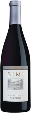 2010 Simi Winery Sonoma County Pinot Noir 750Ml