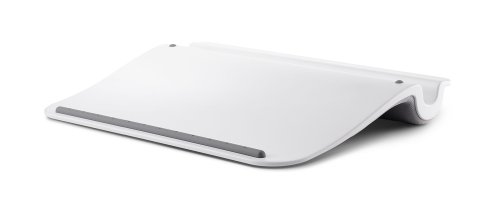 Lowest Price! Cooler Master Comforter - Laptop Lap Desk with Pillow Cushion - White (C-HS02-WA)