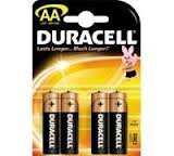 Duracell Batteries Kp Aa 4pc Mn1500 Lr6 20PK