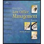 Practical Law Office Management (2nd, 02) by Roper, Brent D [Paperback (2001)], by Roper