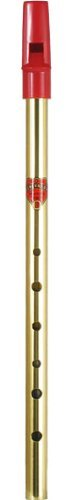 Generation Whistles Brass D Generation Tin Whistle (Mellow D Irish Whistle compare prices)