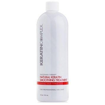 Keratin Complex Natural Keratin Smoothing Treatment 473ml/16oz