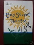 Signed by Roger Bart Brand New Autographed Playbill from Fit to Print: Remotely Controlled from the 1999 season at the Bay Street Theater