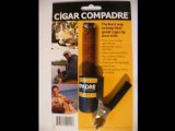PROACTIVE COMPADRE CLIP-ON CIGAR HOLDER