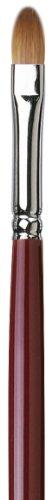 Da Vinci 1823-6 Maestro Kolinsky Sable Oil Brush, 4X Thickness, Size 6 front-75896