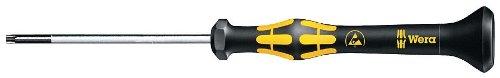 Wera Esd Torx(R) Screwdriver, Tx7 X 2-3/8 In