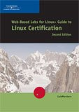 Web-Based Labs for Eckert/Schitka's Linux+ Guide to Linux Certification