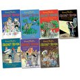 Enid Blyton Secret Seven Pack, 7 books, RRP £35.94 (The Secret Seven; Secret Seven Adventure; Well Done, Secret Seven; Secret Seven On The Trail; Go Ahead, Secret Seven; Good Work, Secret Seven; Secret Seven Win Through).
