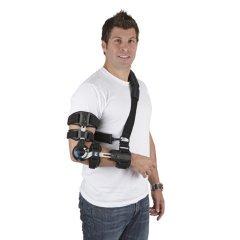 Ossur Innovator X Post-Op Elbow Brace Left by Ossur