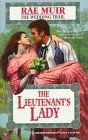 img - for Lieutenant's Lady (The Wedding Trail) (Harlequin Historical) by Rae Muir (1997-09-01) book / textbook / text book