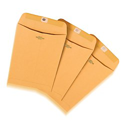 office-depotr-brand-clasp-envelopes-6in-x-9in-brown-box-of-100