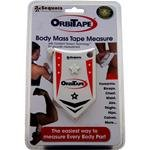 OrbiTape - Body Mass Tape Measure