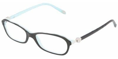 Eyeglasses Tiffany TF2034 8055 TOP BLACK/BLUE