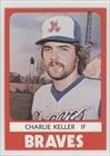 Charlie Keller (Baseball Card) 1980 Richmond Braves TCMA #12 by Richmond Braves TCMA