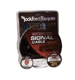 Rockford Fosgate Twisted Pair 6-Feet Signal Cable primary