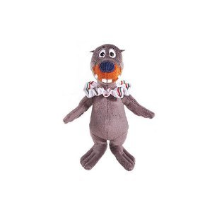 World of Madagascar Movie 8 Inch Plush Zooster Pal Stefano - 1