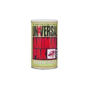 Universal Animal Pak Sports Nutrition Supplement, 44-Count