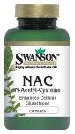 Swanson Premium Brand N-Acetyl Cysteine 600 mg 100 Caps