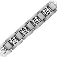 Men's Titanium Fashion Bracelet