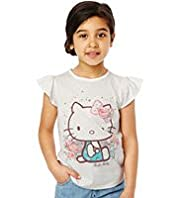 Hello Kitty Pure Cotton T-Shirt