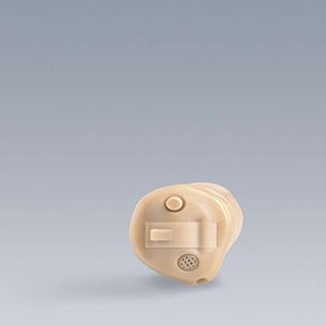 Siemens Hearing Aid CIC Lotus 23