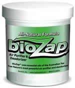 Biozap Air Purifier And Deodorizer (16-Oz. Jar)