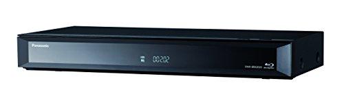 パナソニック 2TB 7チューナー ブルーレイレコーダー 全録 6チャンネル同時録画 4Kアップコンバート対応 ブラック 全自動 DIGA DMR-BRX2020