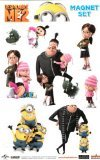Despicable Me 2 Cast Magnet Set - 1