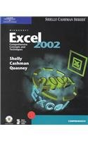 Microsoft Excel Comprehensive Concepts and Techniques by Shelly